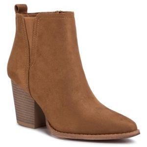 Kotníkové boty DeeZee WS18227-05 Textilní