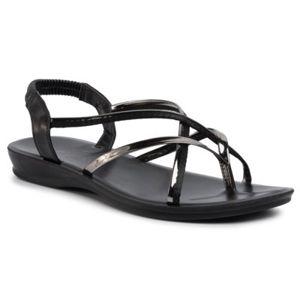 Sandály Bassano WS990-6 Velice kvalitní materiál,Textilní