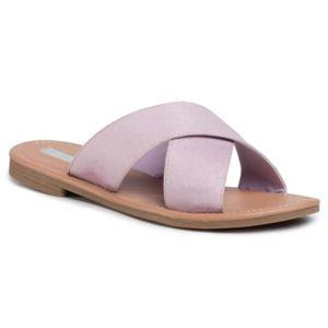 Pantofle Bassano WS2291-08 Textilní materiál