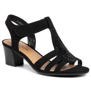 Sandály Clara Barson WYL2056-1 Textilní