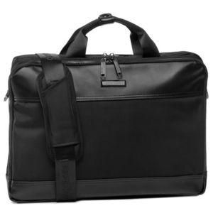 Pánské tašky Gino Rossi BGM-S-054-10-03 Textilní materiál