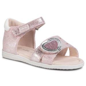 Sandály Nelli Blu CM0718-3 Textilní,Ekologická kůže