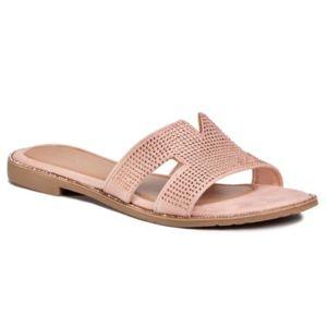 Pantofle DeeZee WS2590-53 Textilní materiál