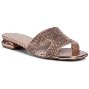 Pantofle DeeZee WYL2225-1 Textilní materiál