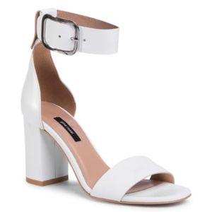 Sandály Gino Rossi DNI978-SUI Přírodní kůže - lícová