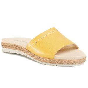 Pantofle GO SOFT WI16-219323 Přírodní kůže - lícová