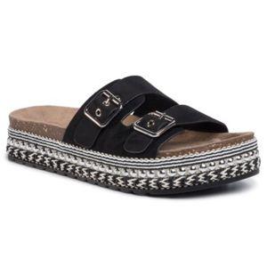 Pantofle DeeZee WS989A-06 Textilní