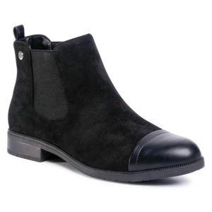 Kotníkové boty Jenny Fairy LS3523-01A Textilní,Ekologická kůže