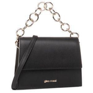 Dámské kabelky Gino Rossi RL0512 Přírodní kůže - Lícová