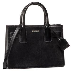 Dámské kabelky Gino Rossi RL0491 Přírodní kůže - Lícová