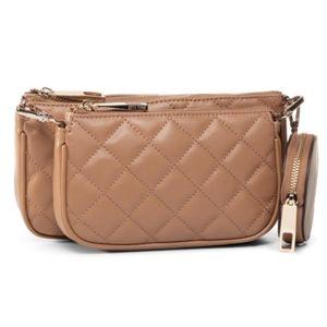 Dámské kabelky Gino Rossi RL0515 Přírodní kůže - Lícová