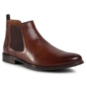Kotníkové boty Lasocki for men MB-DYLAN-01 Přírodní kůže - lícová