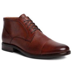 Šněrovací obuv Lasocki for men MB-NORWAY-60 Přírodní kůže - lícová