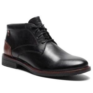 Šněrovací obuv Lasocki for men MB-MANAUS-04 Přírodní kůže - lícová