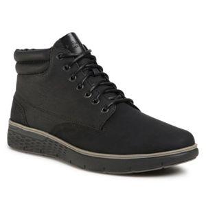 Šněrovací obuv Lanetti MBS-LOGO-07 Ekologická kůže