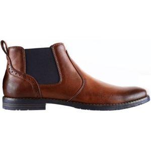 Kotníkové boty Lanetti  Syntetický