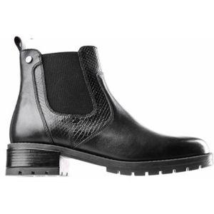 Kotníkové boty Lasocki  Kůže