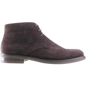 Šněrovací obuv Gino Rossi  Kůže
