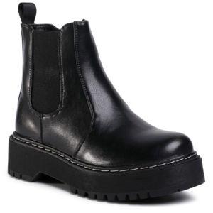 Kotníkové boty Jenny Fairy WSD1916-02 Ekologická kůže /-Ekologická kůže