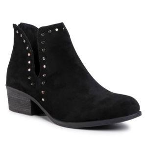 Kotníkové boty Jenny Fairy WS2112-01 Látka/-Látka