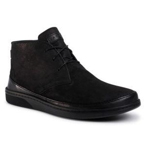 Šněrovací obuv Lasocki for men MI08-C731-738-03 Přírodní kůže - nubuk