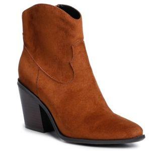 Kotníkové boty Jenny Fairy LS5284-01 Textilní