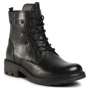 Šněrovací obuv Lasocki Young CI12-DEMETRA-04 Přírodní kůže - lícová