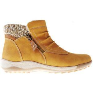 Kotníkové boty GO SOFT BY RELIFE 0717-19806B-09 Ekologická kůže /-Ekologická kůže
