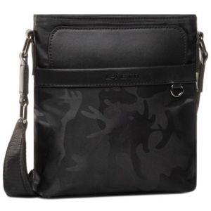 Pánské tašky Lanetti BMR-S-011-12-04 Textilní materiál,Ekologická kůže
