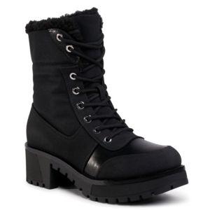 Šněrovací obuv Jenny Fairy WS5171-04 Ekologická kůže /-Ekologická kůže