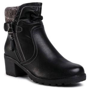 Kotníkové boty Clara Barson WS5011-02 Ekologická kůže