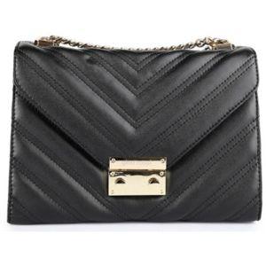 Dámské kabelky Gino Rossi CSN4987 Přírodní kůže - Lícová