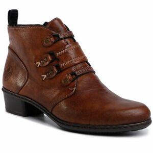 Šněrovací obuv Rieker Y0792-24 Ekologická kůže /-Ekologická kůže