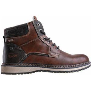Šněrovací obuv Tom Tailor