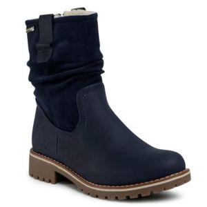 Kotníkové boty Jenny Fairy WS2266-03 Ekologická kůže /-Ekologická kůže