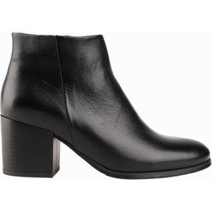 Kotníkové boty Lasocki 2022-01 Přírodní kůže - lícová