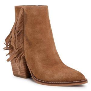 Kotníkové boty Gino Rossi 18AL5409-1 Přírodní kůže - semiš