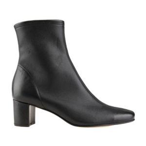 Kotníkové boty Gino Rossi CARLA-03 Přírodní kůže (useň) - Lícová