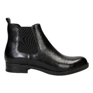 Kotníkové boty Sergio Bardi BRIANZA FW127355318CC 101 Přírodní kůže (useň) - Lícová