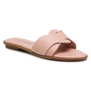 Pantofle Bassano GY20-060-11 Ekologická kůže /-Ekologická kůže