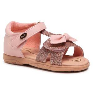 Sandály Nelli Blu CM1295-9 Ekologická kůže /-Ekologická kůže