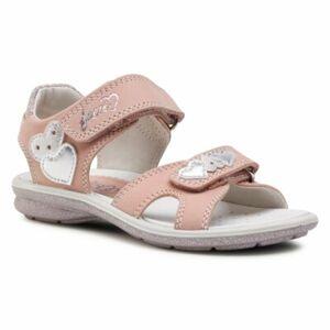 Sandály Twisty 731000 Přírodní kůže (useň) - Nubuk