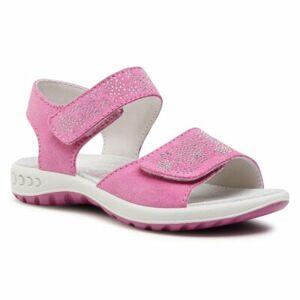 Sandály Twisty 731270 Přírodní kůže (useň) - Semiš