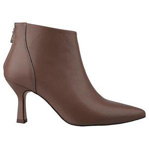 Kotníkové boty Gino Rossi 185439-01 Přírodní kůže (useň) - Lícová