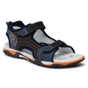 Sandály Lasocki Young CI12-2986-08A Přírodní kůže (useň) - Nubuk