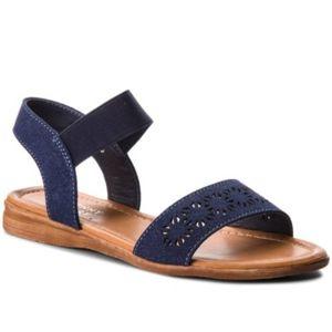 Sandály Jenny Fairy WS2799-3 Ekologická kůže /-Ekologická kůže